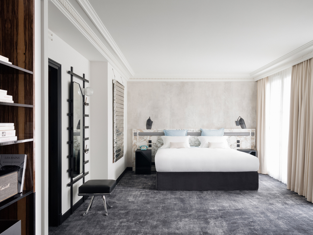 The best new luxury hotels in paris for Design hotel paris 11
