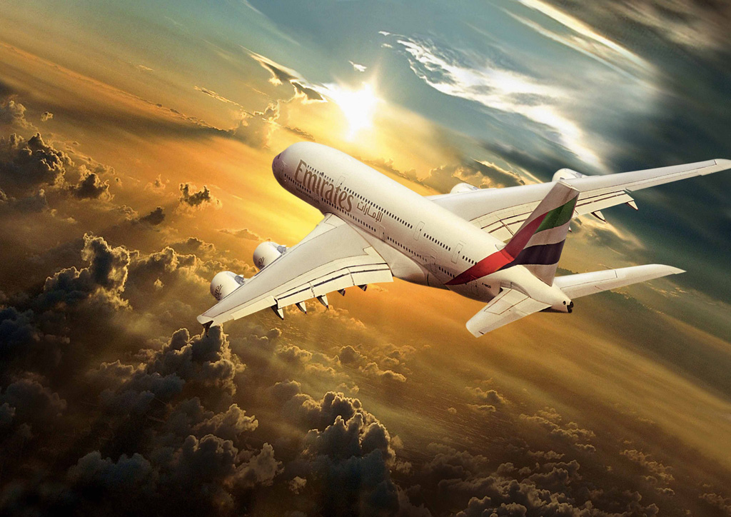 nature of business activities of emirates airlines