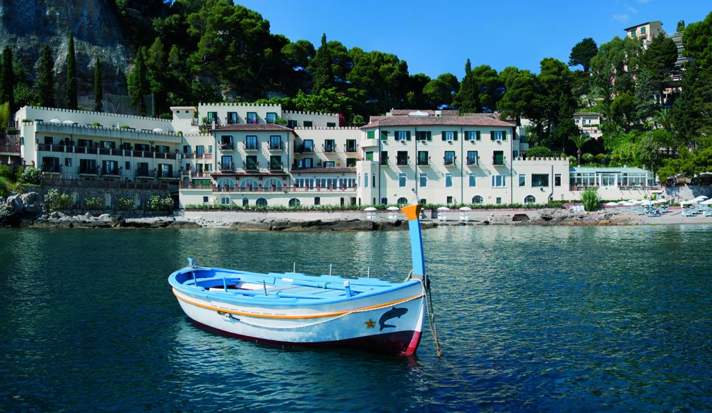 Belmond Villa Sant'Andrea Luxury Cabanas 4