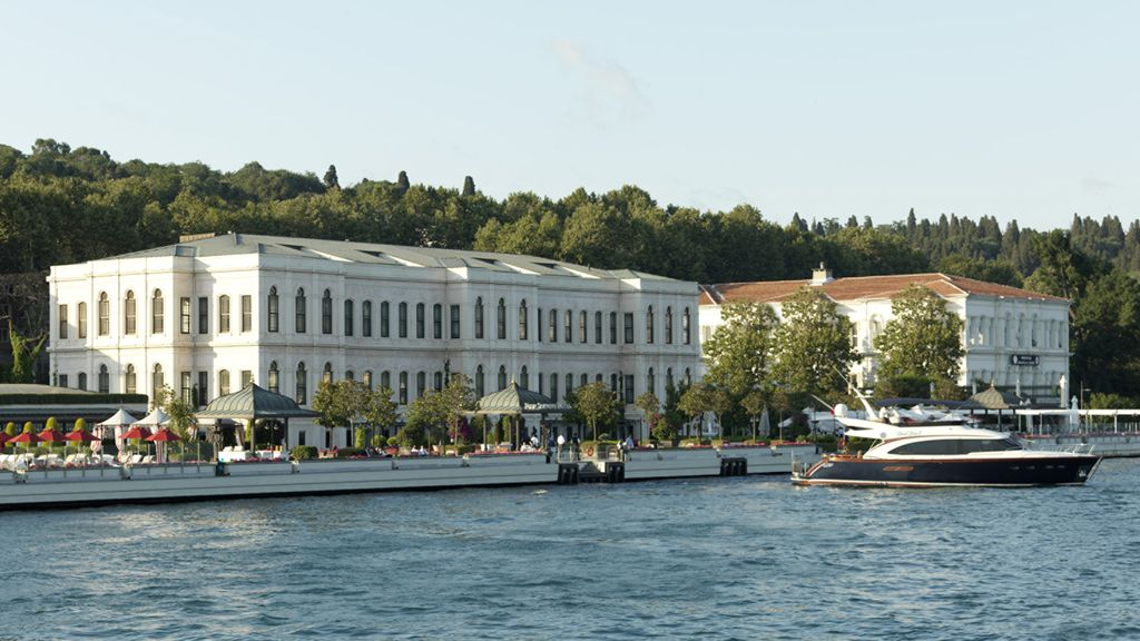 Four Seasons Hotel Istanbul 3