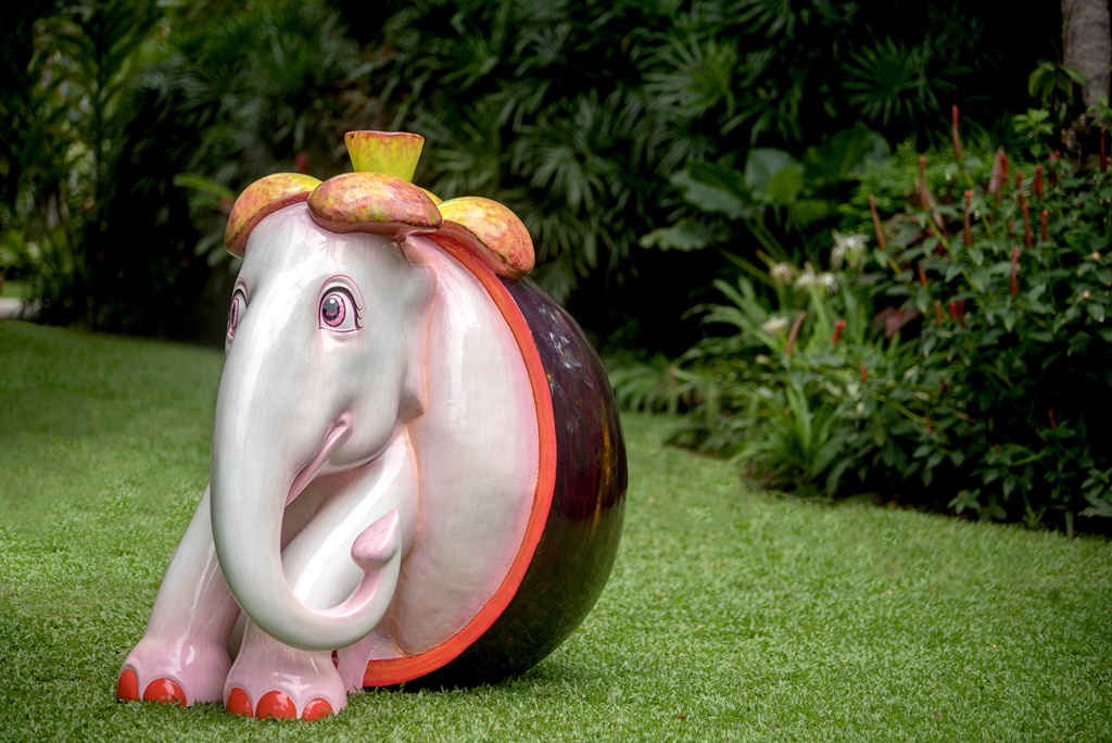 Mangosteen 01 - Elephant Parade Bangkok