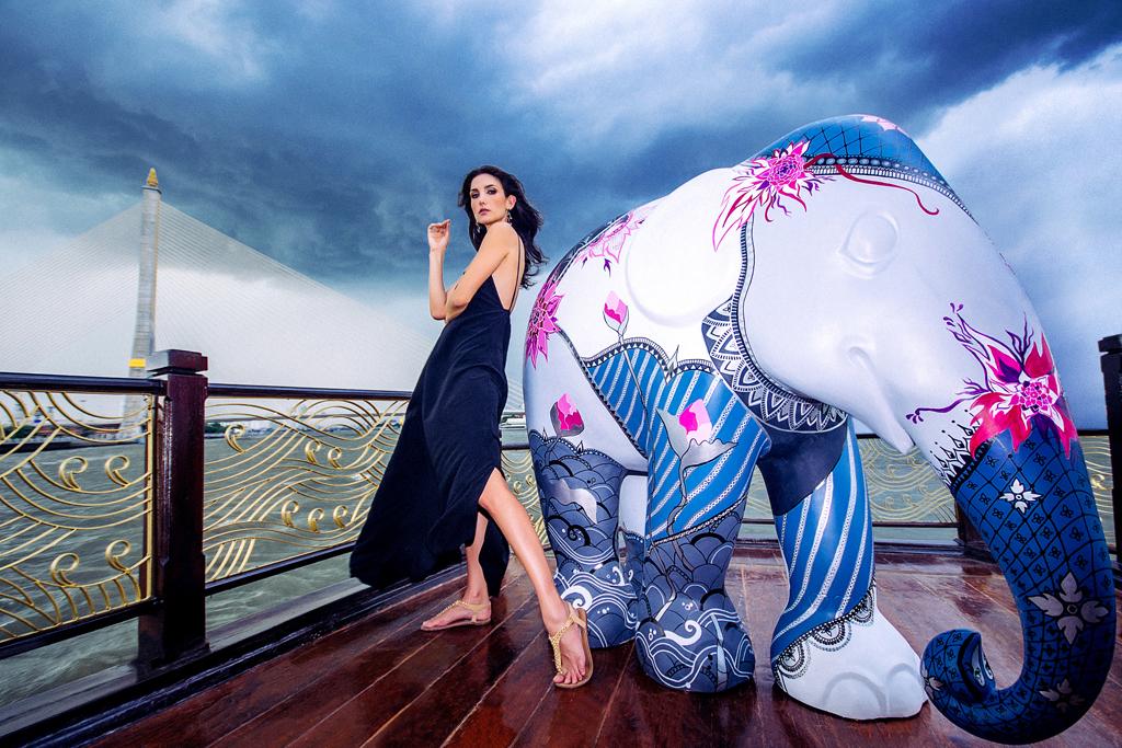 Sirinya Bishop - Elephant Parade Bangkok
