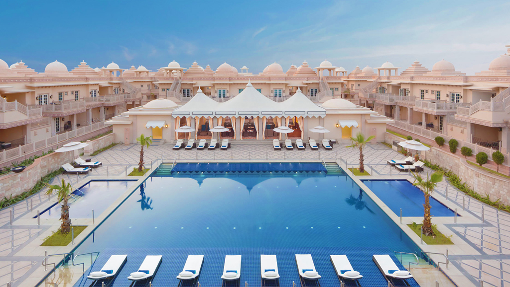 Itc Grand Bahrat The Best New Luxury Hotel From India