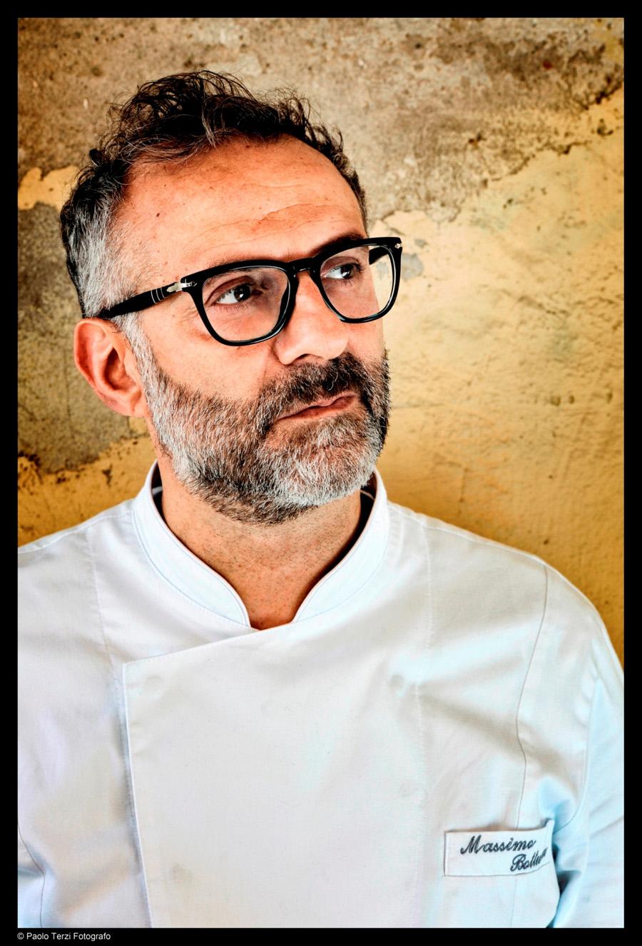 SLS Chef Massimo Bottura