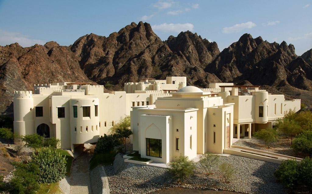 Six senses spa opens at al bustan palace oman for Designhotel oman