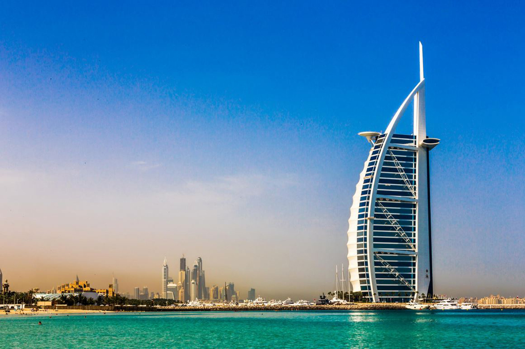 Burj Al Arab Voted Best Hotel In The Middle East