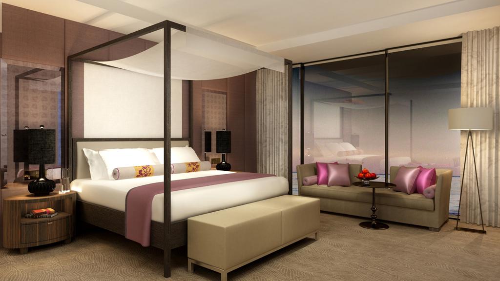 Grand View Hotel Australia Rooms Room