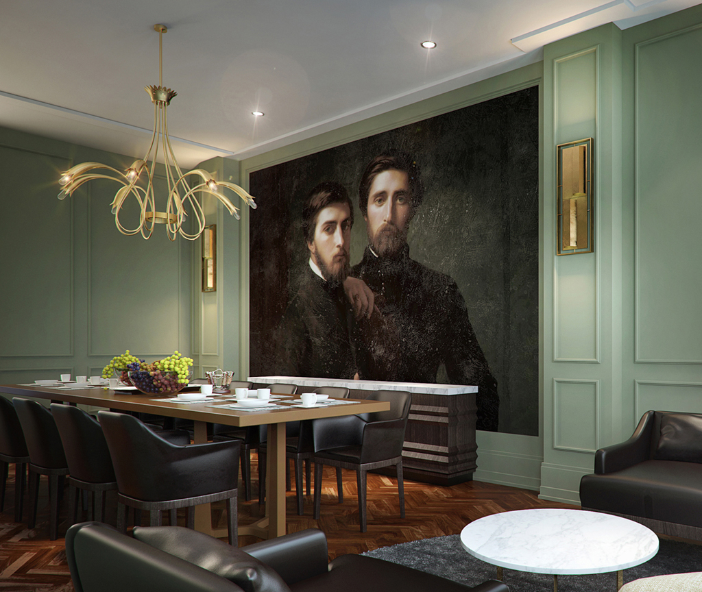 The Gainsborough Bath Spa - Private Dining Room