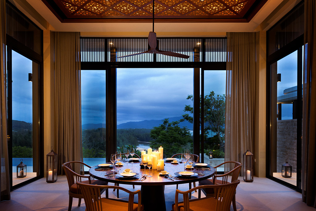 The Residences by Anantara Dining Room