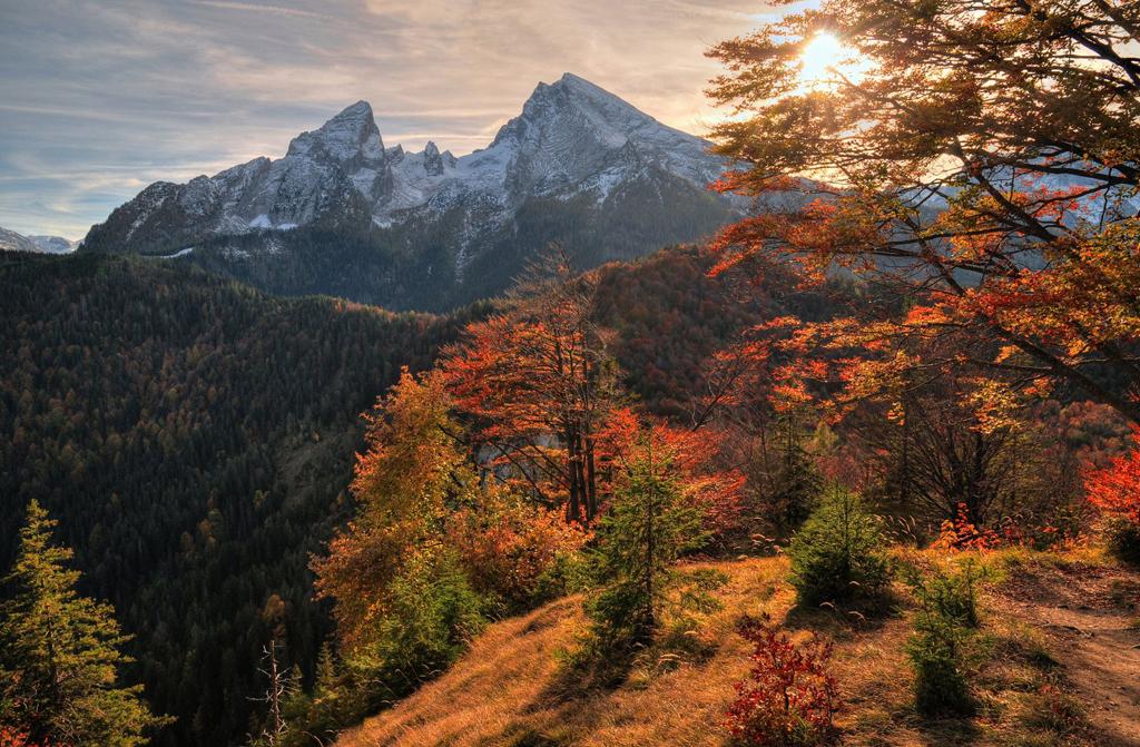 autumn in bavaria