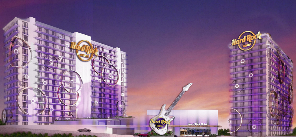 Hard Rock International Announces Hotel Tenerife