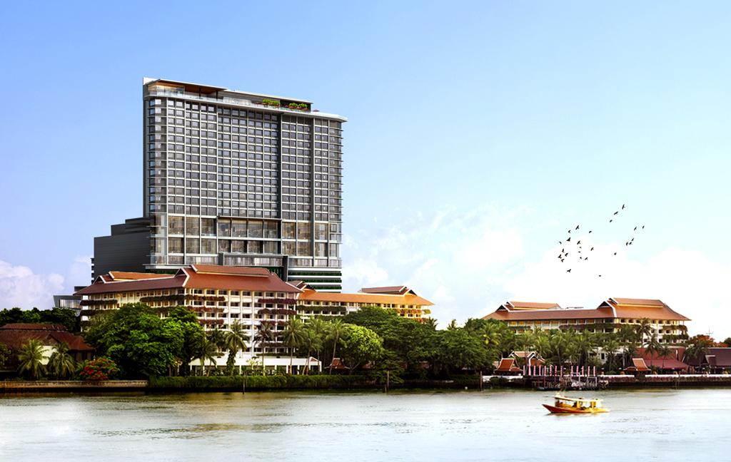 Hotel Rooms Riverside