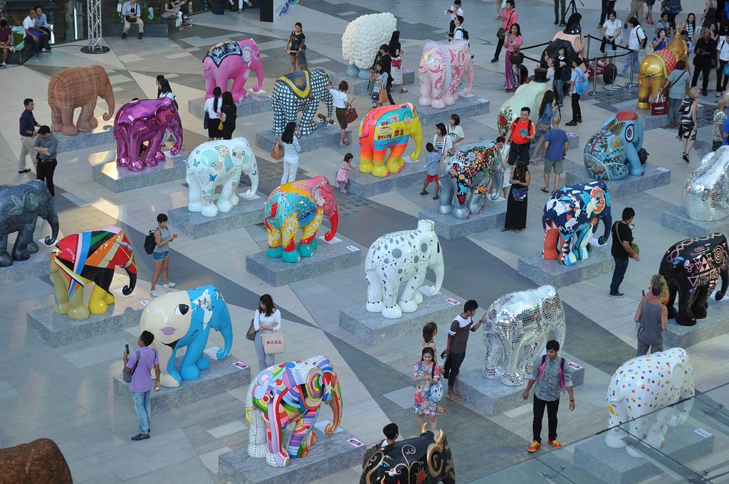 Elephant Parade Bangkok 3