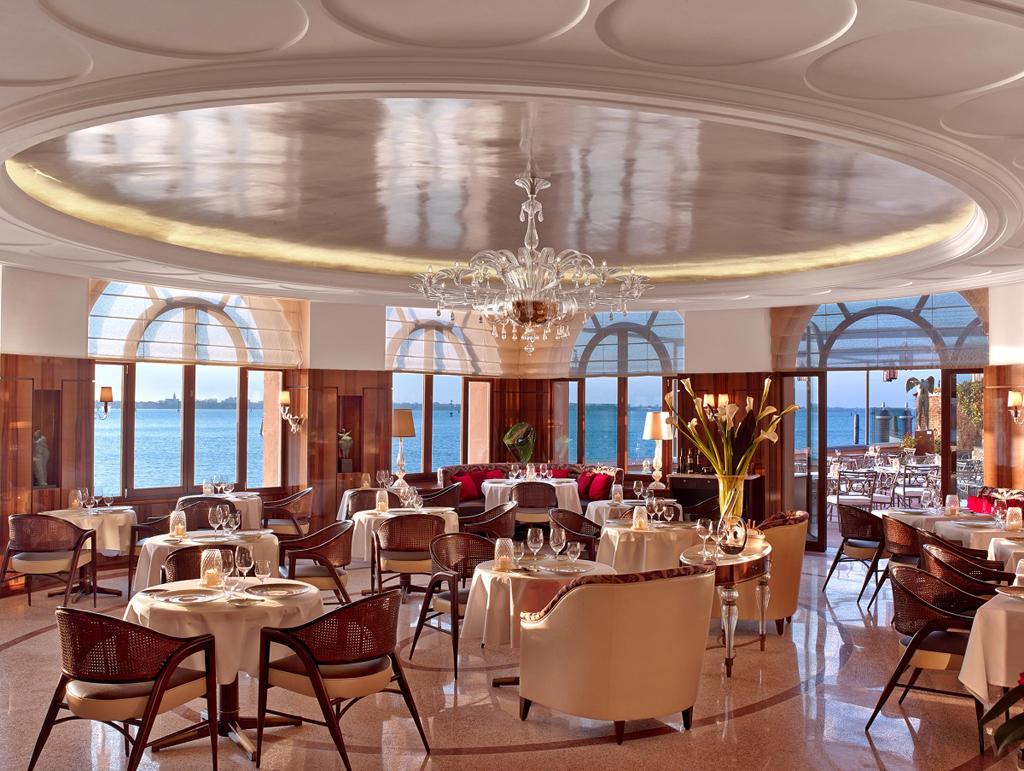 Oro Restaurant Belmond Hotel Cipriani