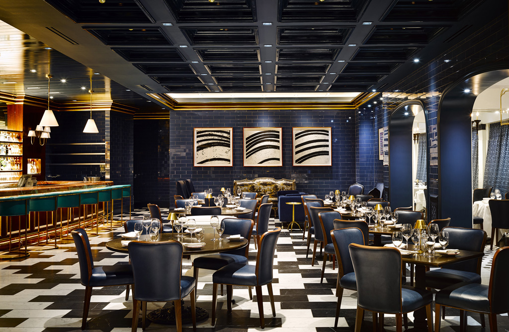 Carbone Restaurant Debuts At Aria Resort Las Vegas