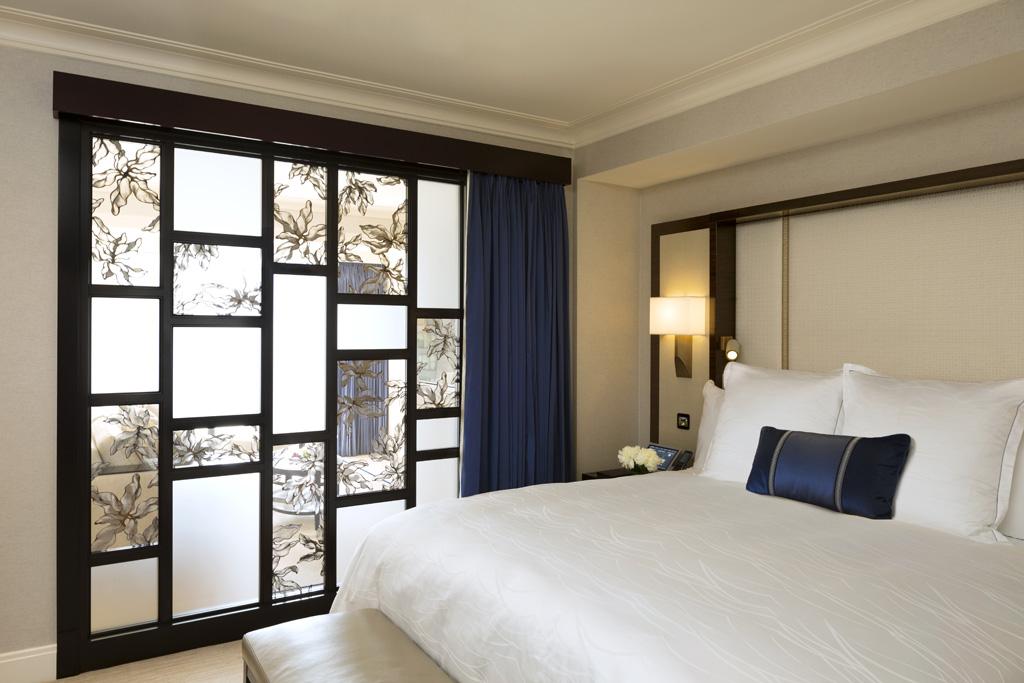 Premier Junior Suite Bedroom
