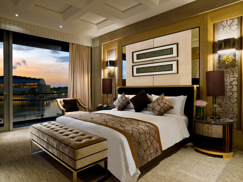 The Fullerton Bay Hotel Exudes Contemporary Sophistication