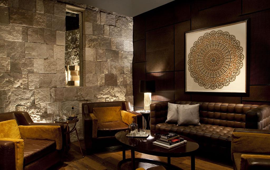 Rosewood Abu Dhabi La Cava Cigar Room