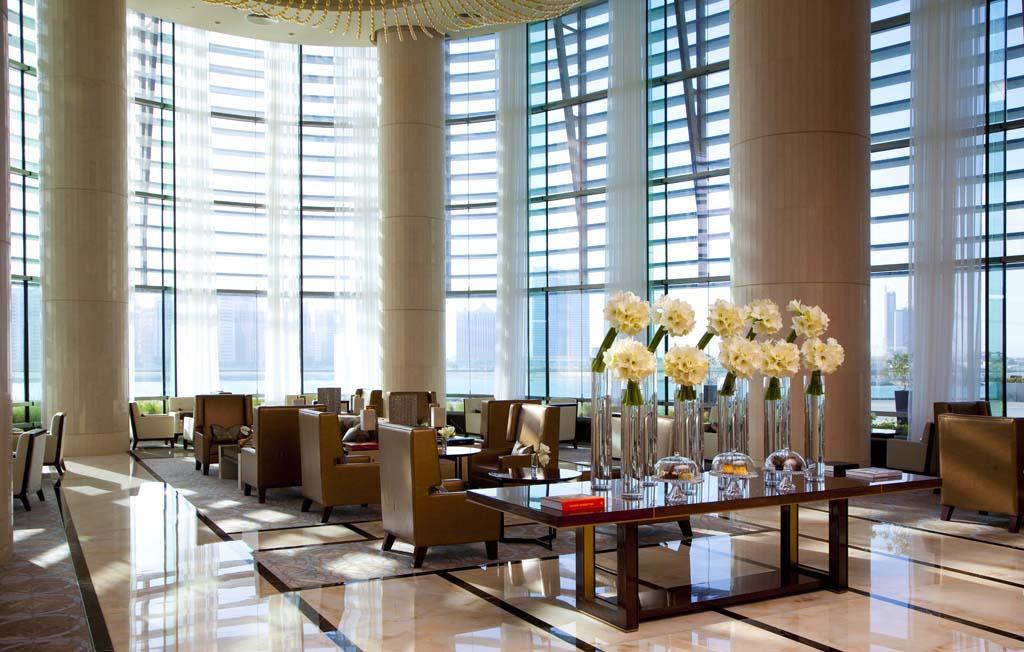 Rosewood Abu Dhabi Majlis - Lobby Lounge 1
