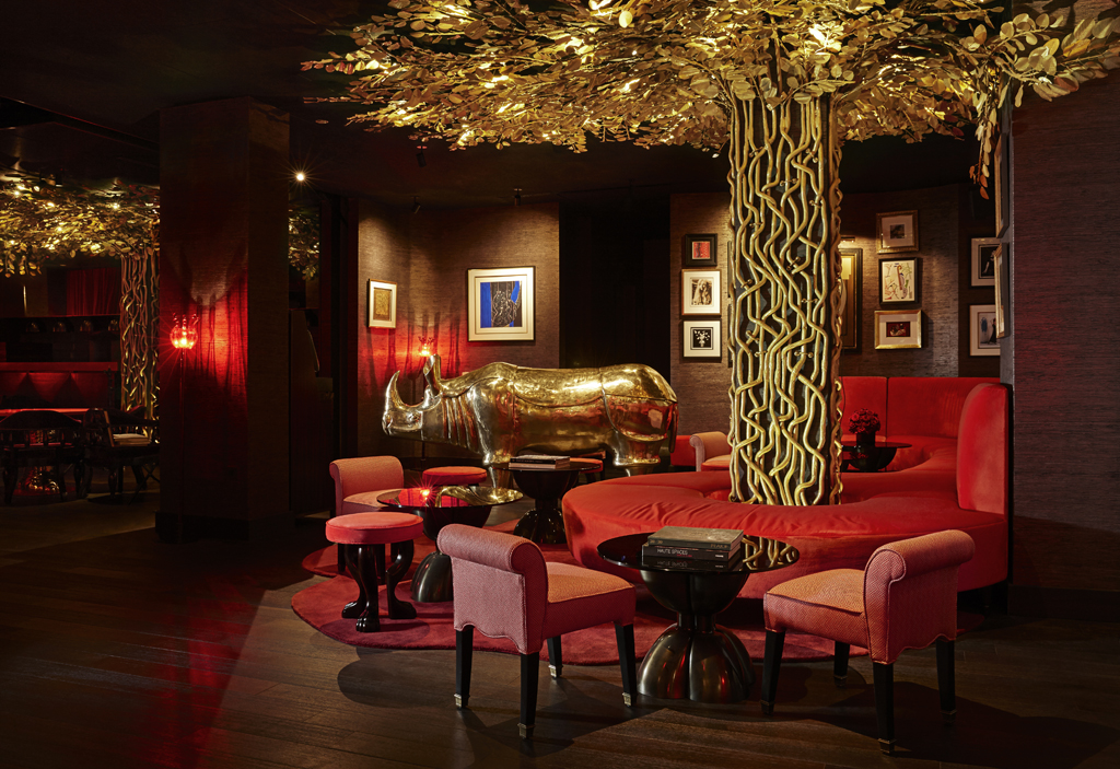 Art meets eclectic design at hotel vagabond singapore for A for art design hotel