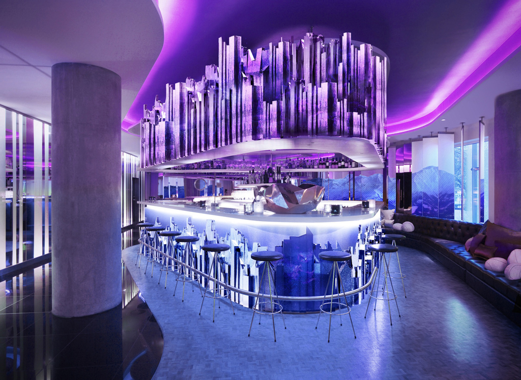 W hotel to open in madrid in 2018 travel for senses for W barcelona bar