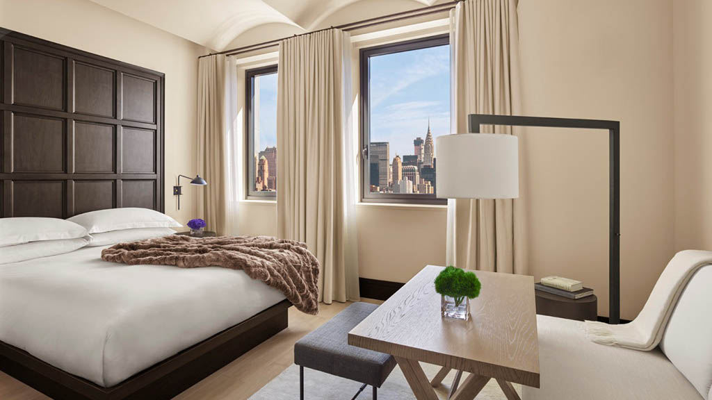 Edition hotel to open in west hollywood in 2018 travel - Hotel suites new york city 2 bedrooms ...
