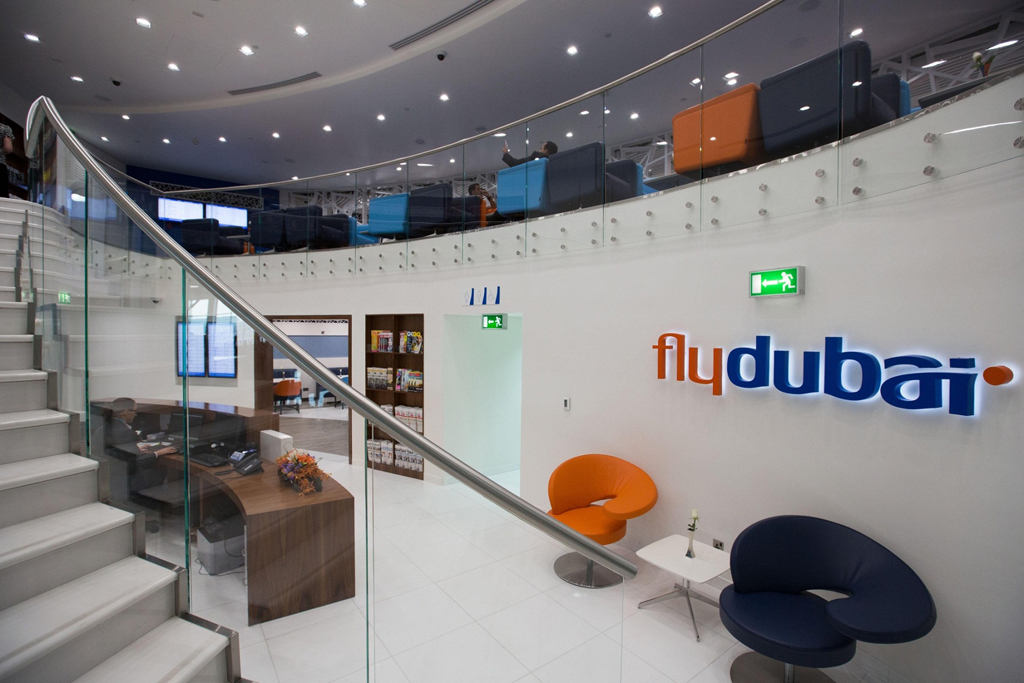 fly dubai business gate 2