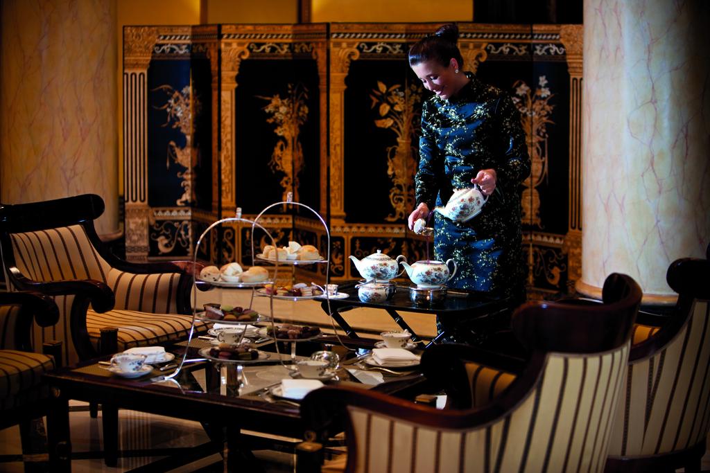 Afternoon Tea The Ritz Berlin 1