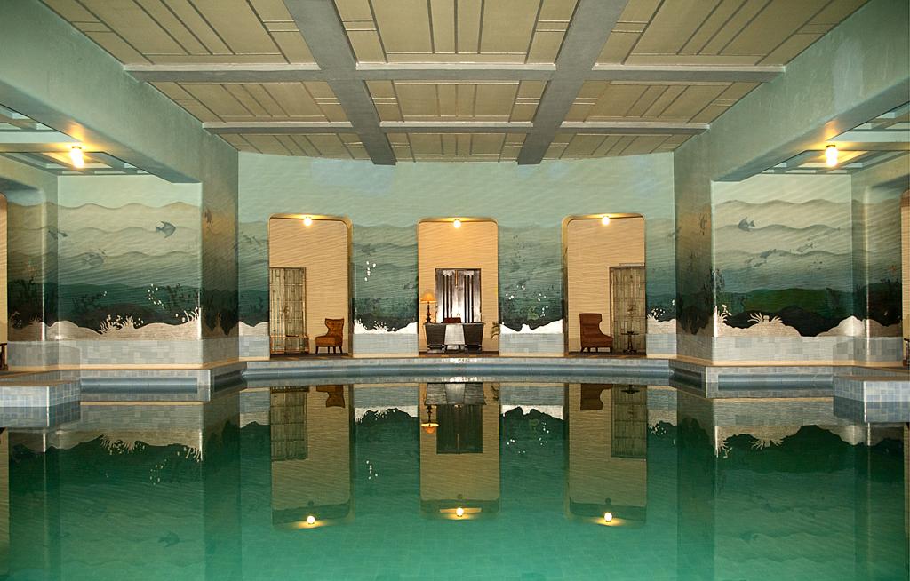 Umaid Bhawan Palace swimmingpool