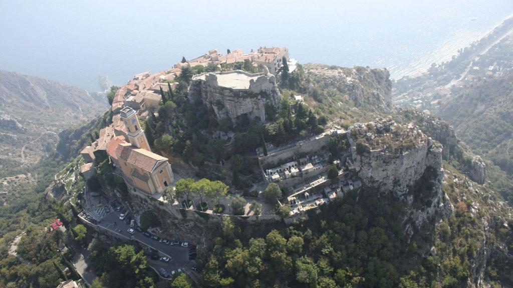 Chateau Eza Your Rooftop Sanctuary On The Cote D Azur