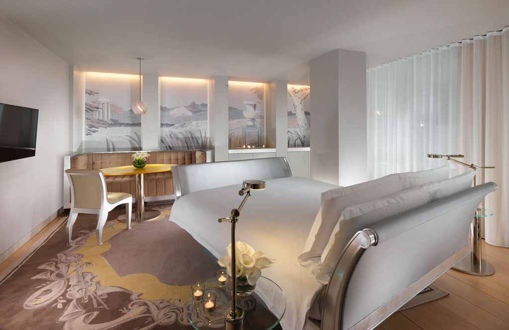 Best hotels in london for celebrity sightings travel for for Top design hotels london