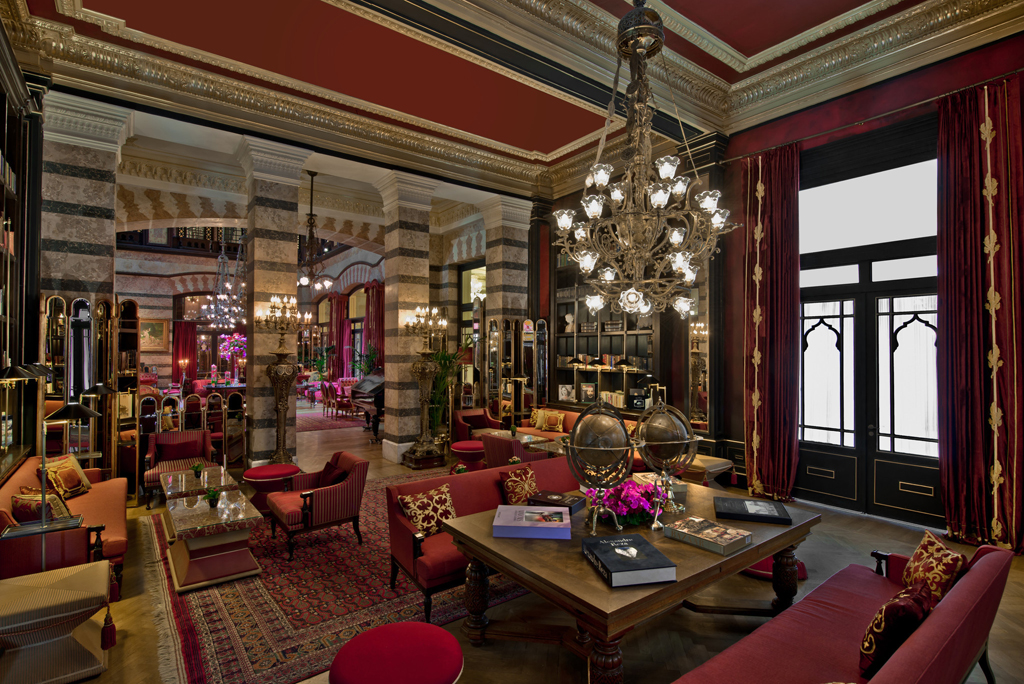 Pera Palace Hotel Jumeirah Spa