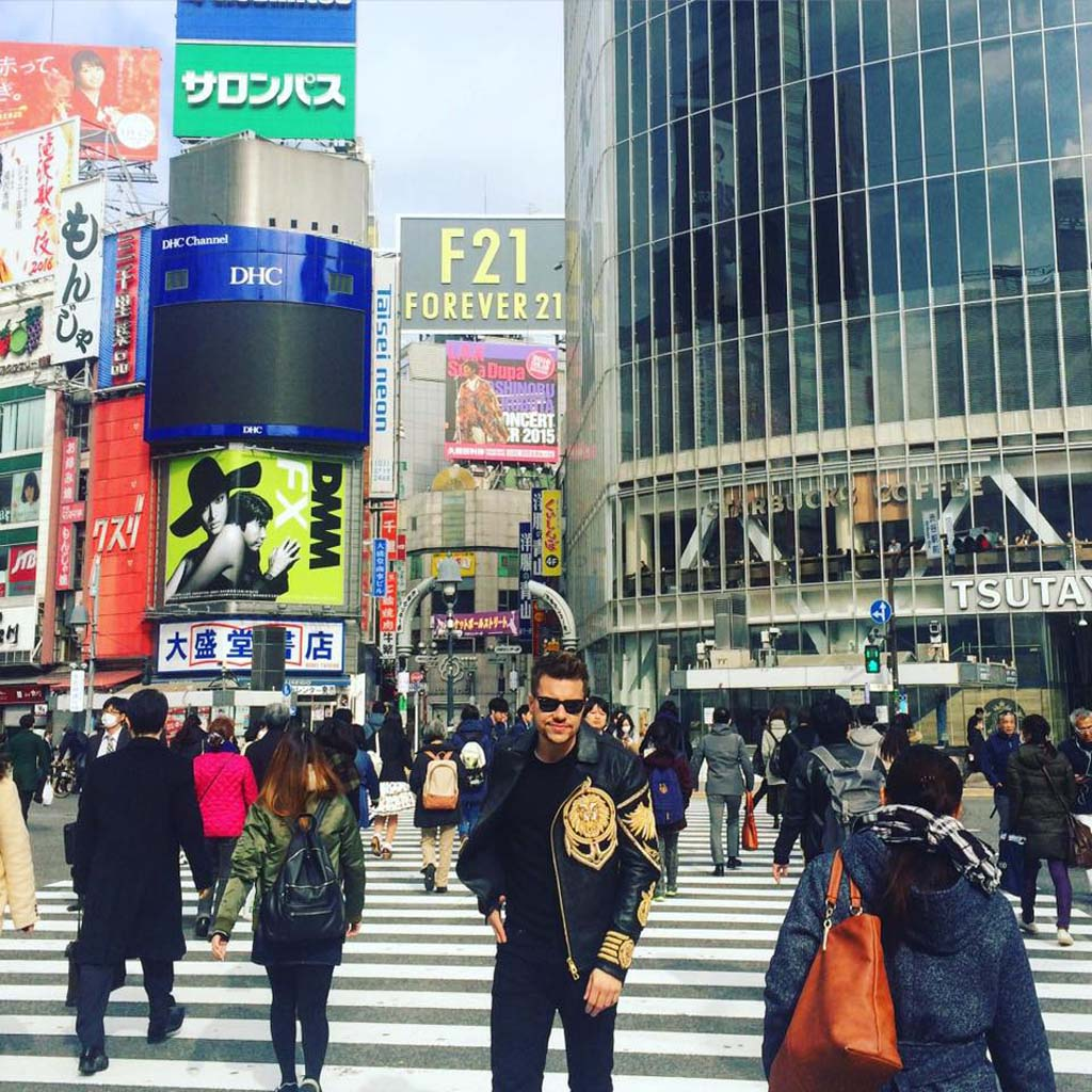 christian stan shibuya crossing