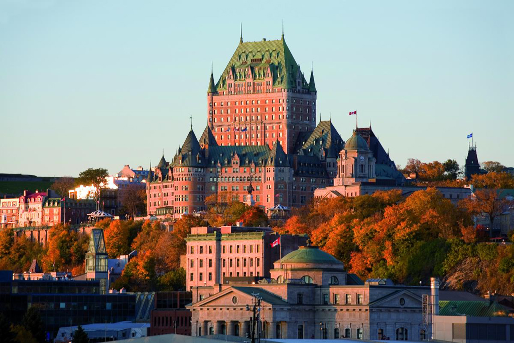 Hotel Ville Montreal