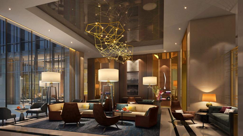 Second four seasons hotel opens in dubai travel for senses for Hip hotel dubai