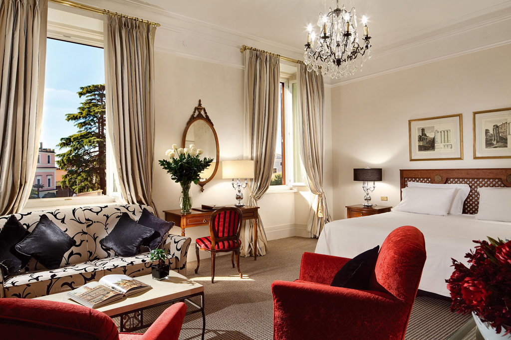 Forbes rates the best hotels in the world in 2016 travel - Hotel eden en roma ...