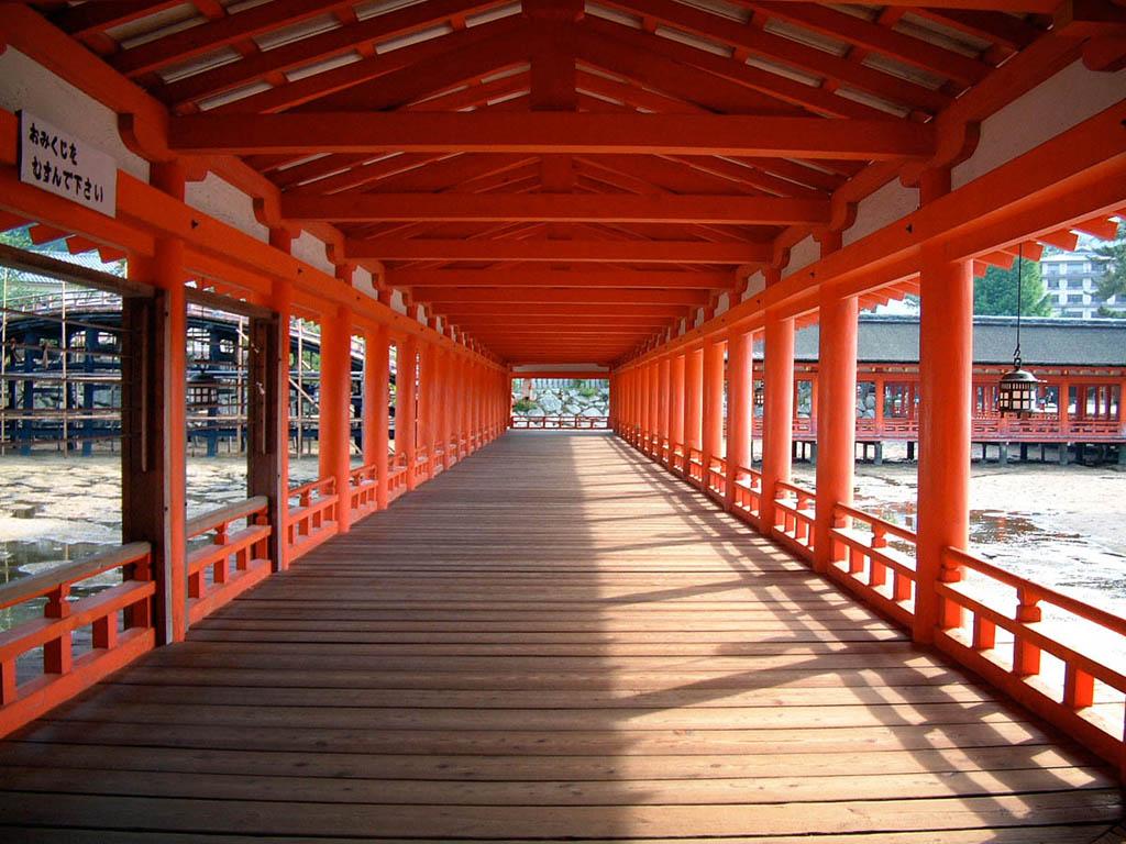 Itsukushima Pier