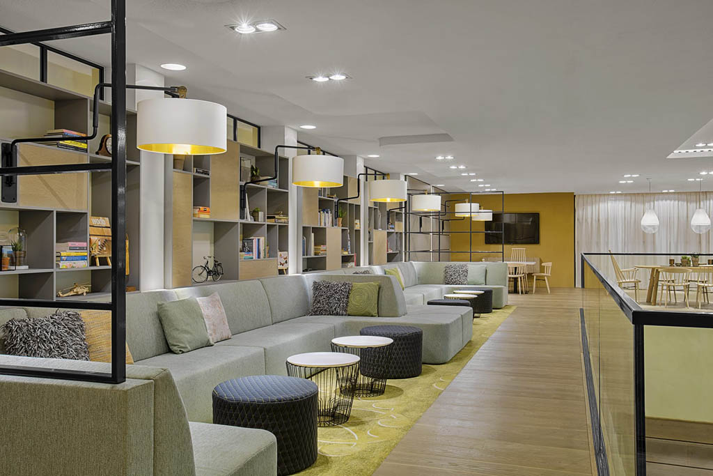 Eco Wise Element Hotel Amsterdam Is Now Open Travel For