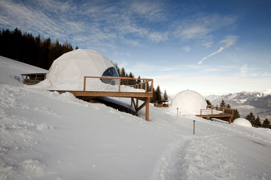 The White Pod Switzerland 5