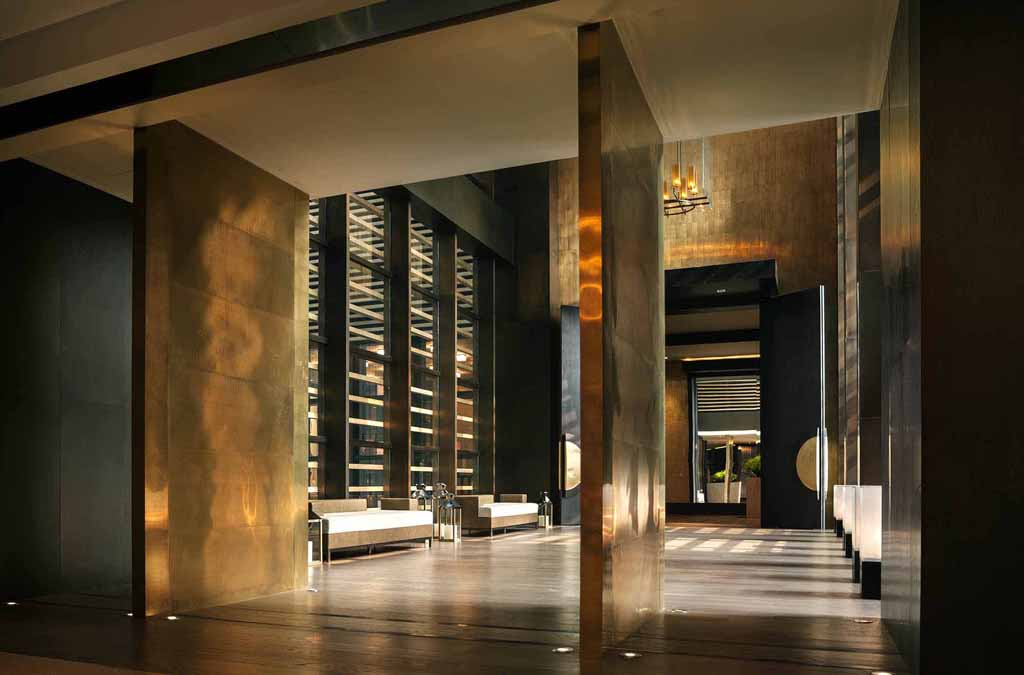Bold Design Celebrates Tradition At Rosewood Beijing
