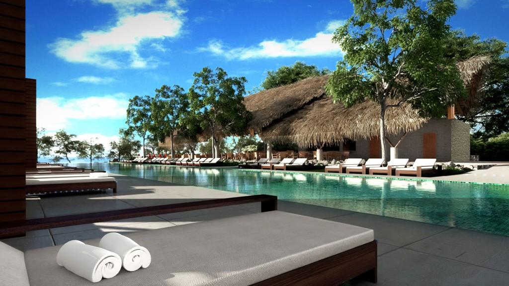 El-Mangroove pool