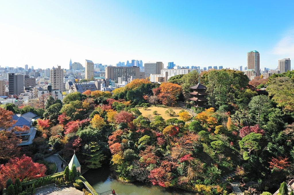 Hotel Chinzanso Tokyo - Garden