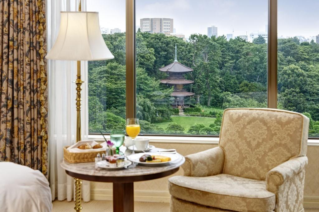 Hotel Chinzanso Tokyo - Garden View Room