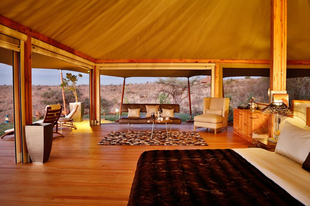 Luxury Tented Camp In Kenya