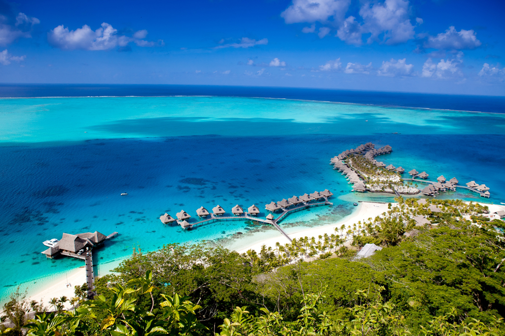 Reef Teeth of Bora Bora Lagoon, French Polynesia без смс