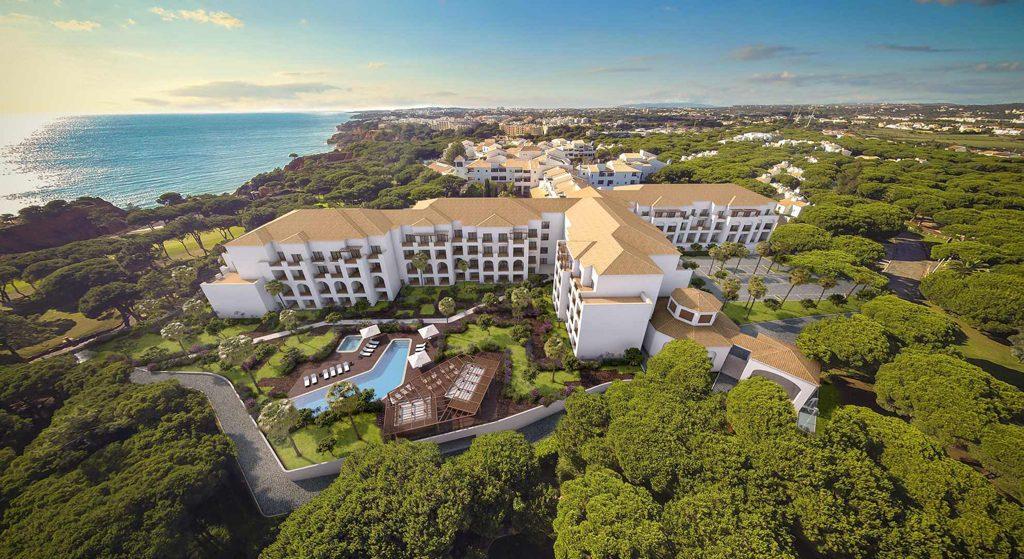 Pine cliffs resort portugal reopens after 57 million for Hotel luxury algarve