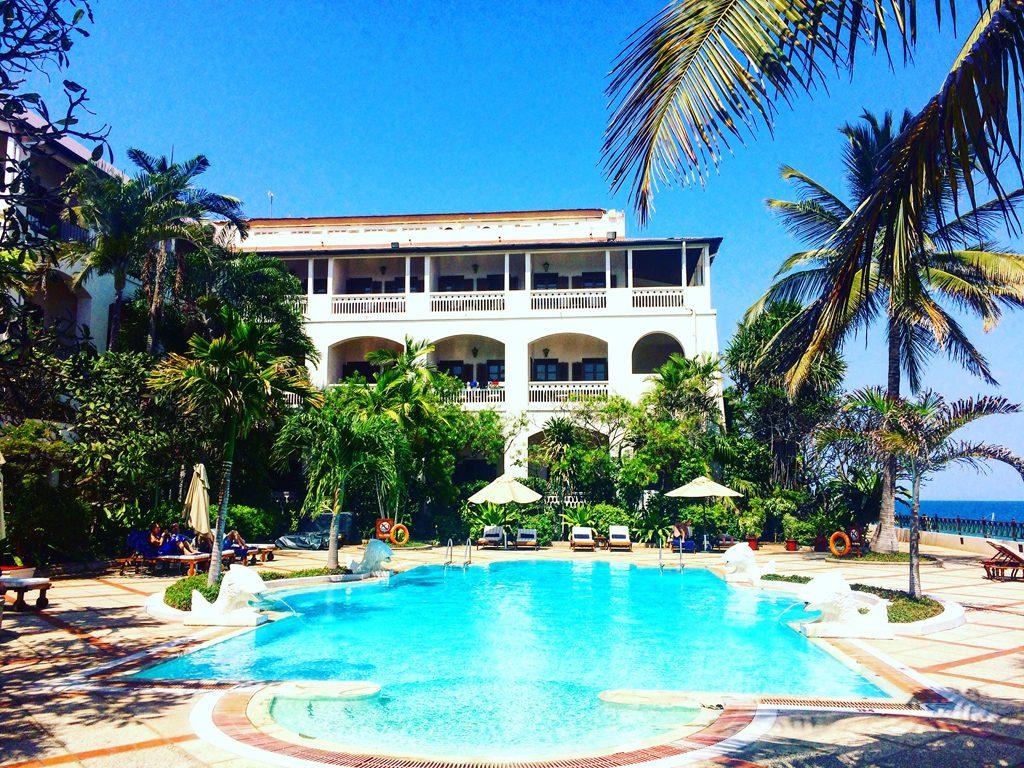 Old colonial charm at zanzibar serena hotel for Hotels zanzibar