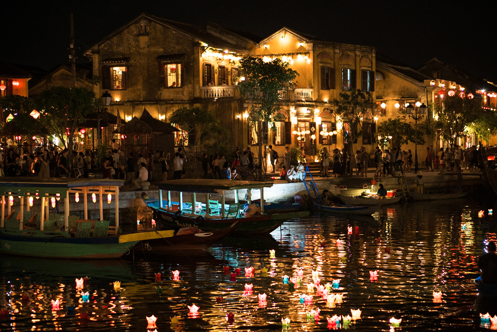 Full Moon Lantern Experience At Anantara Hoi An Vietnam