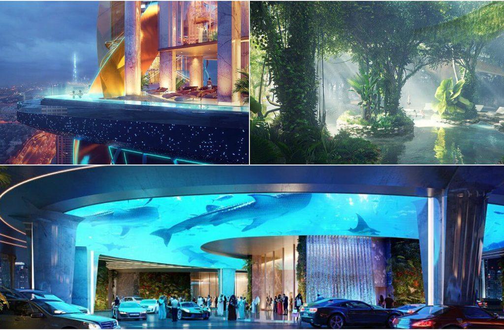 rainforest-hotel-in-Dubai