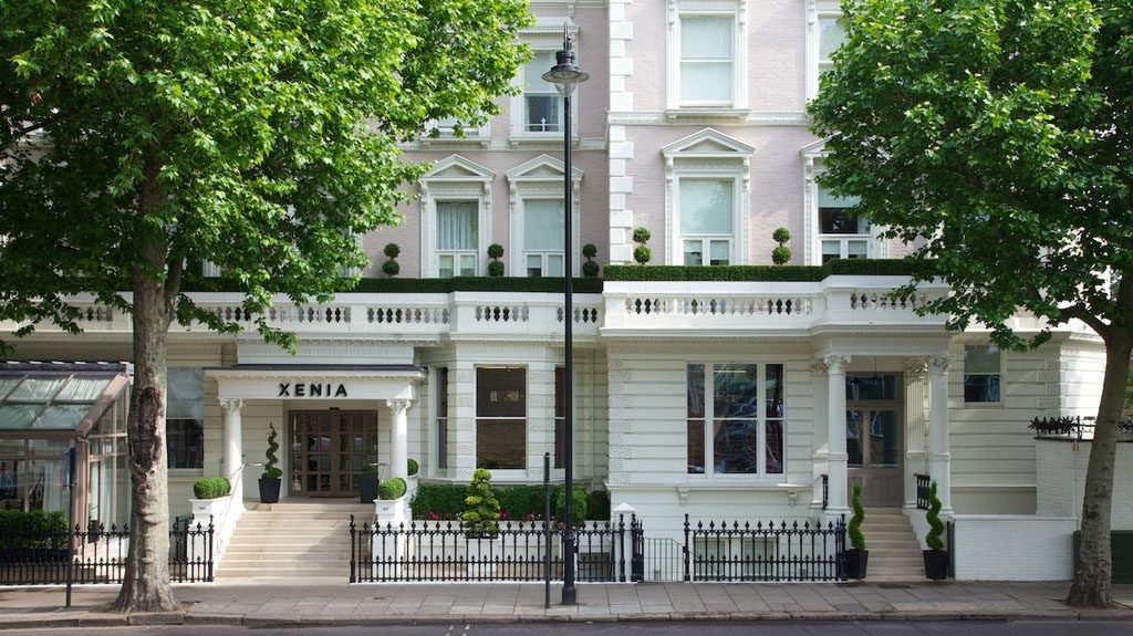 London 39 s hotel xenia joins autograph collection for Boutique hotels london trivago